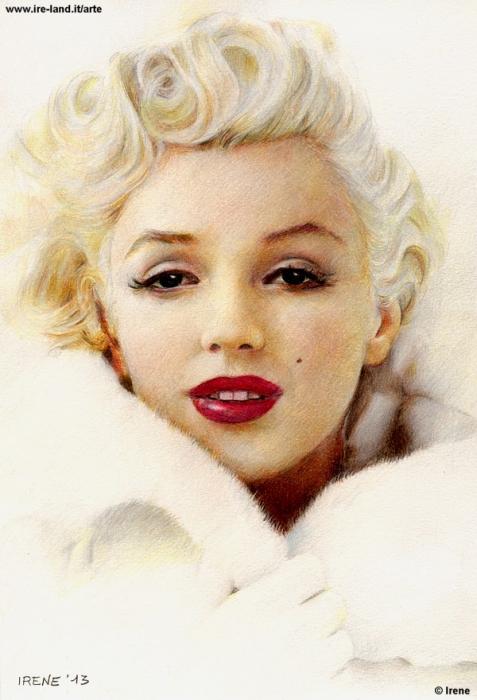 Marilyn Monroe by irene.roma
